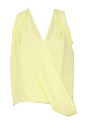 Maieu ZARA Simple Light Yellow | Kurtmann.ro