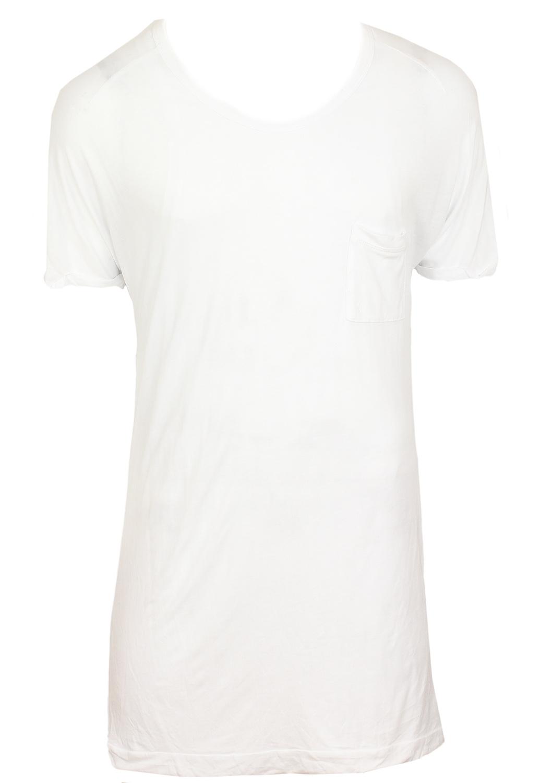 Tricou Zara Simpo White