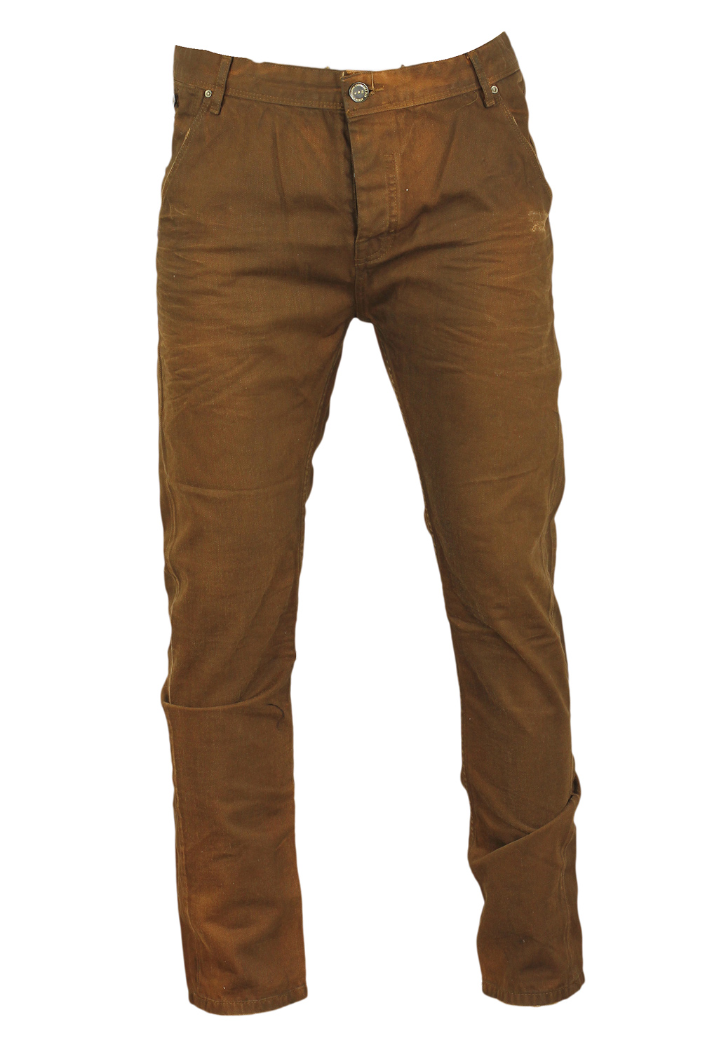 Pantaloni ZARA Dante Dark Brown