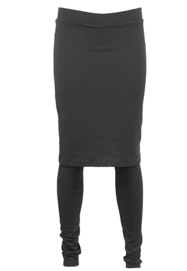 Colanti VERO MODA Heigh Black | Kurtmann.ro