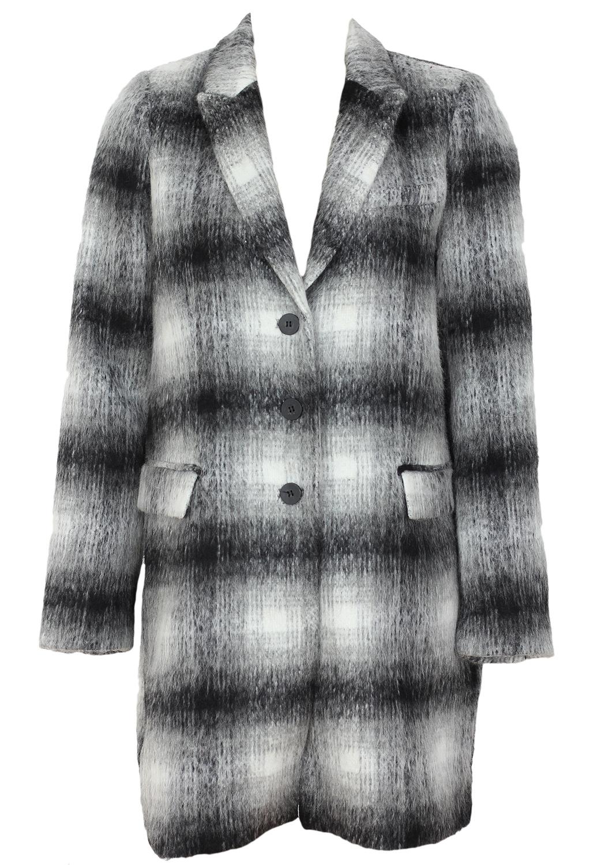 Palton ZARA Unia Dark Grey