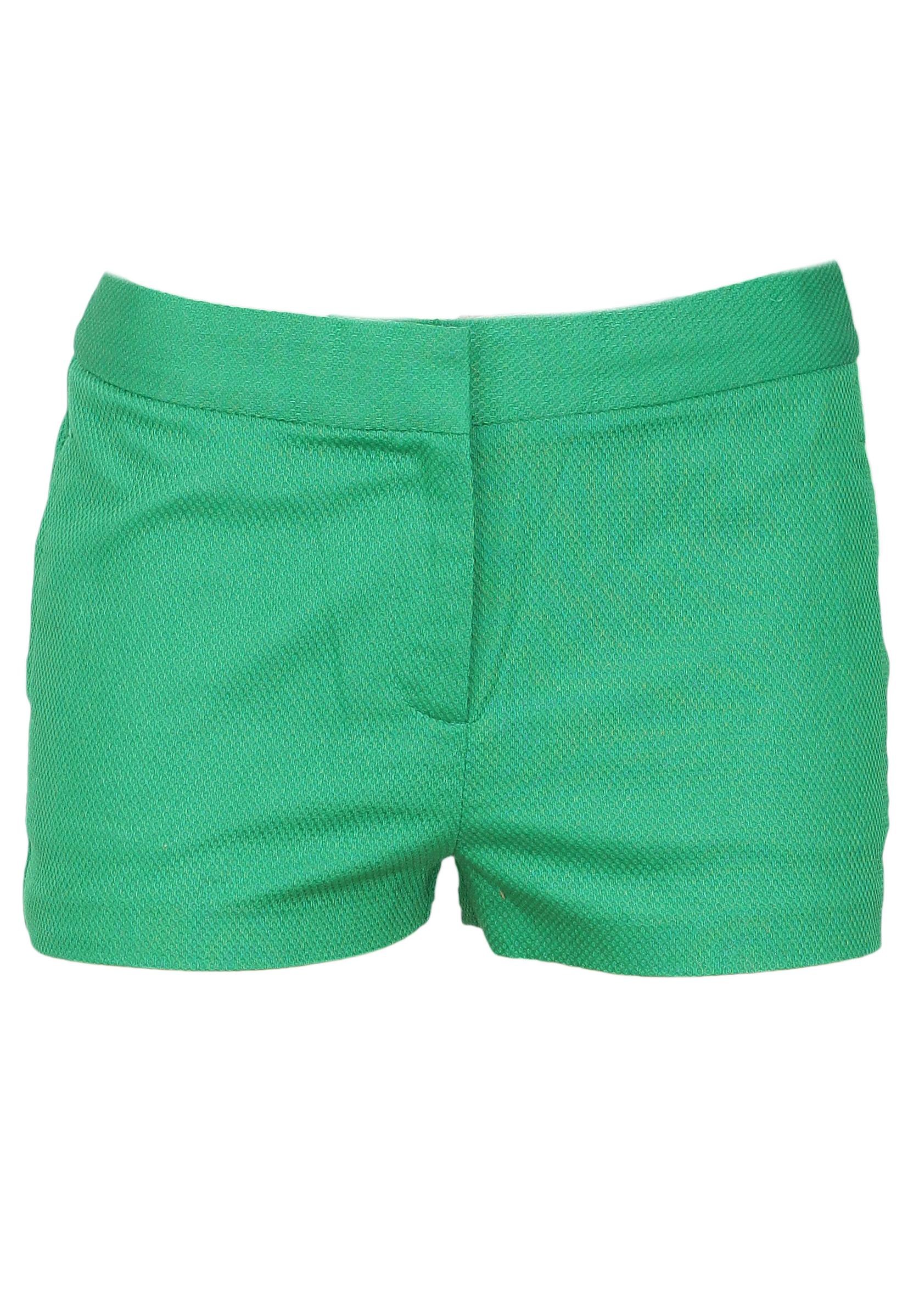 Pantaloni scurti ZARA Margot Green