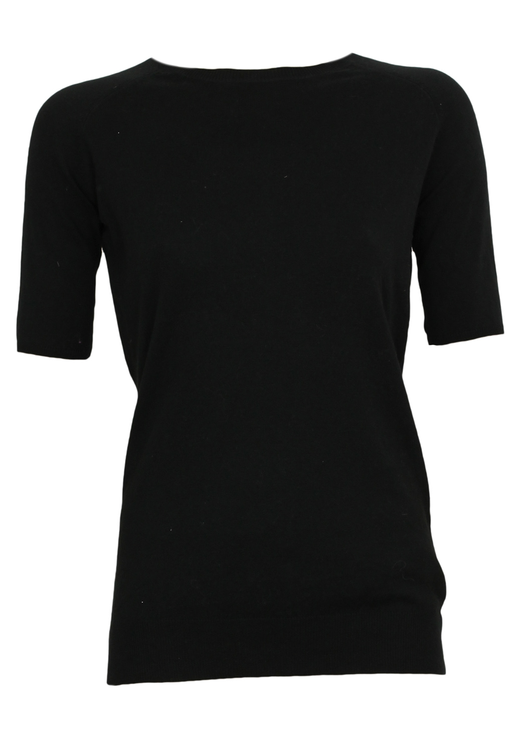 Tricou ZARA Simple Black