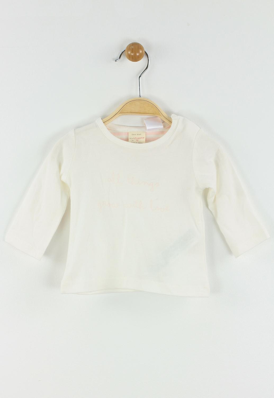 Bluza Zara Collection White