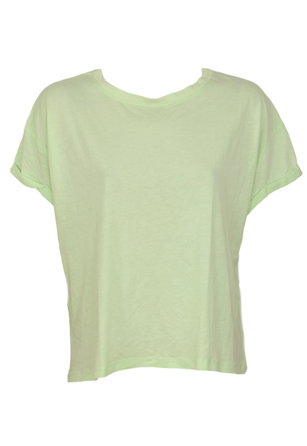 Tricou ZARA Agatha Light Green
