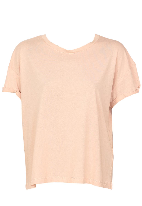 Tricou ZARA Landlady Light Pink