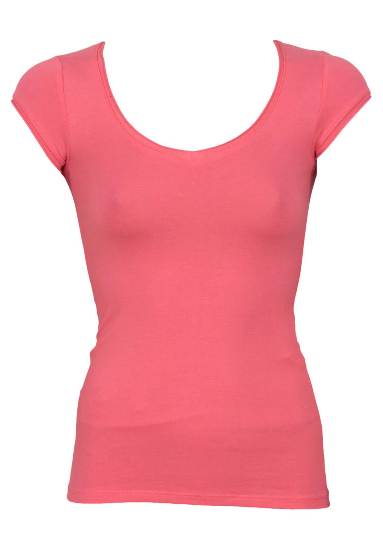 Tricou ZARA Ophta Pink