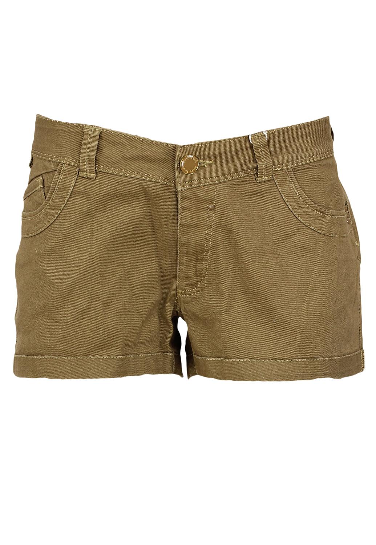 Pantaloni Scurti Piazza Italia Scarlett Light Brown