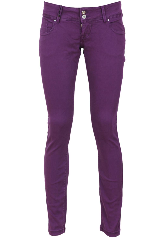 Pantaloni Alcott Hasso Purple