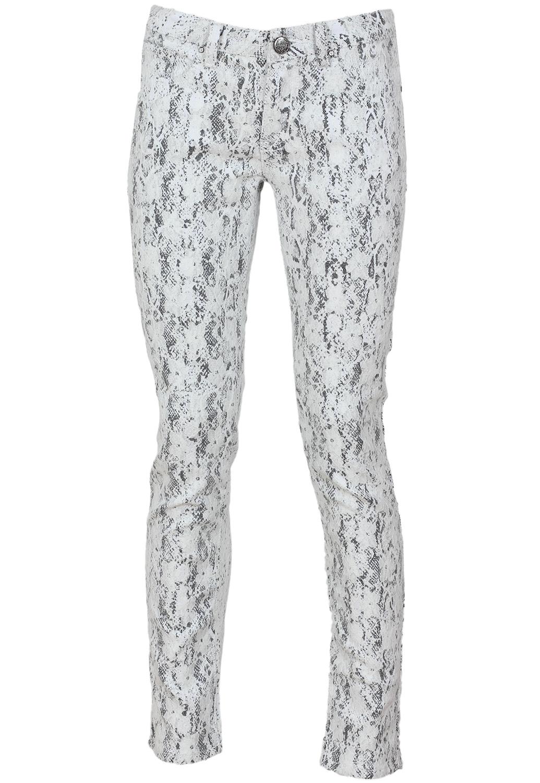 Pantaloni Alcott Hasso White