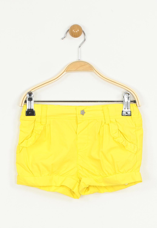 Pantaloni scurti ZARA Dante Yellow