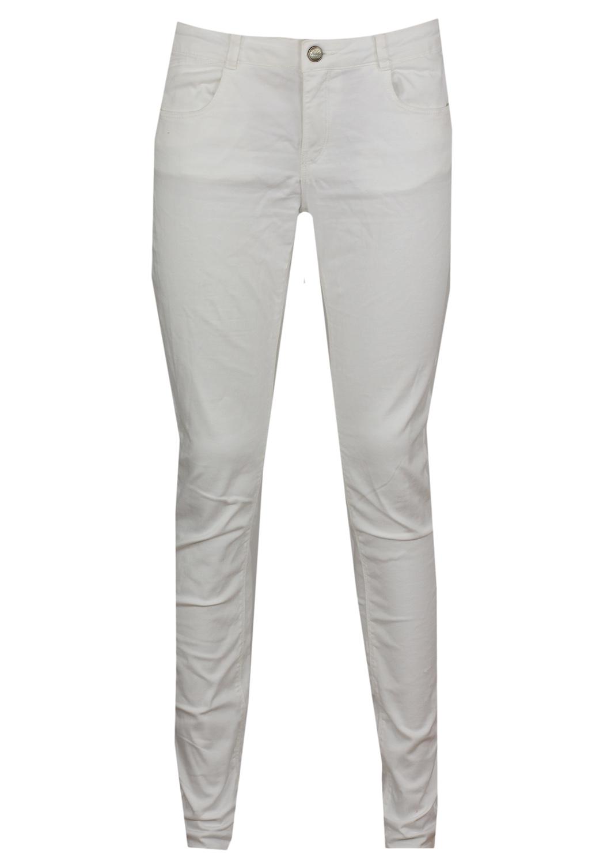 Pantaloni Zara Margot White