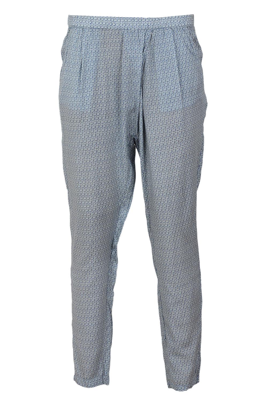 Pantaloni Pull and Bear Adrianne Blue
