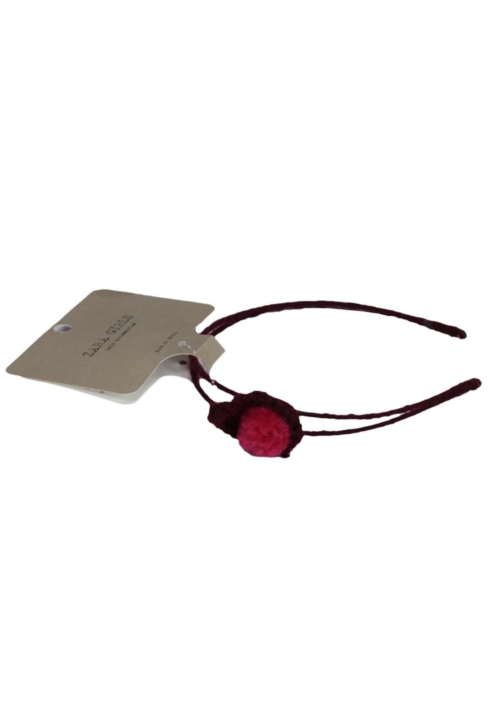 Cordeluta ZARA Simette Dark Red