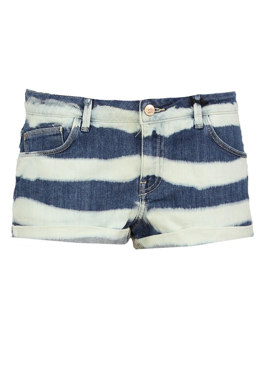 Pantaloni scurti ZARA Unia Blue