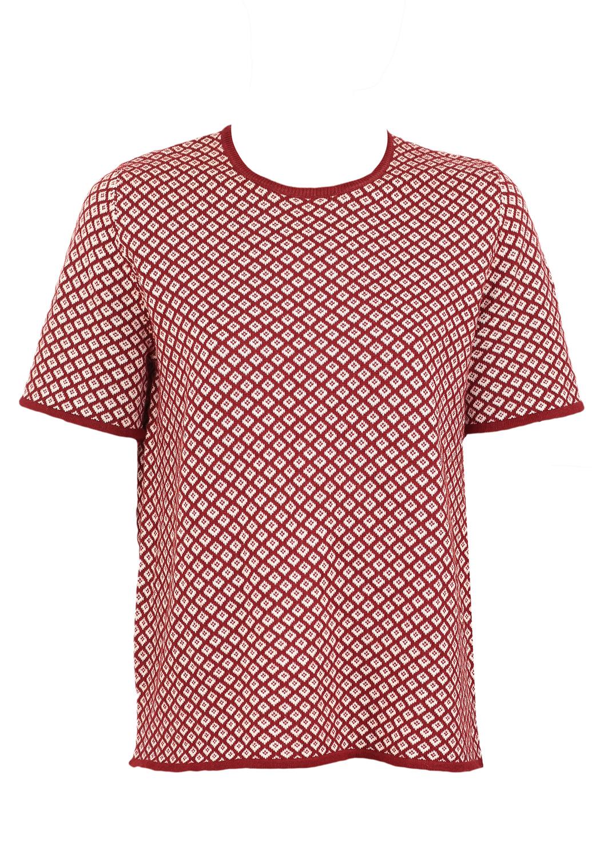 Bluza ZARA Basic Red