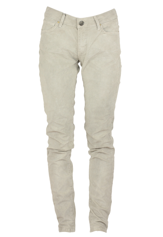 Pantaloni ZARA Tela Light Beige