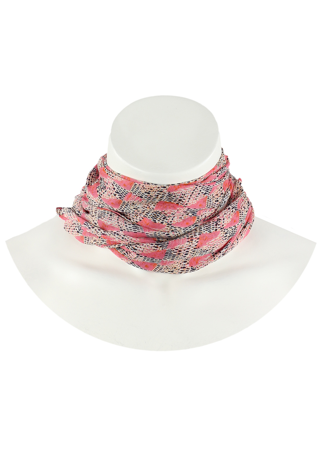 Esarfa Little Pieces Collection Pink