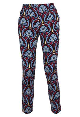 Pantaloni ZARA Gatles Blue   Kurtmann.ro