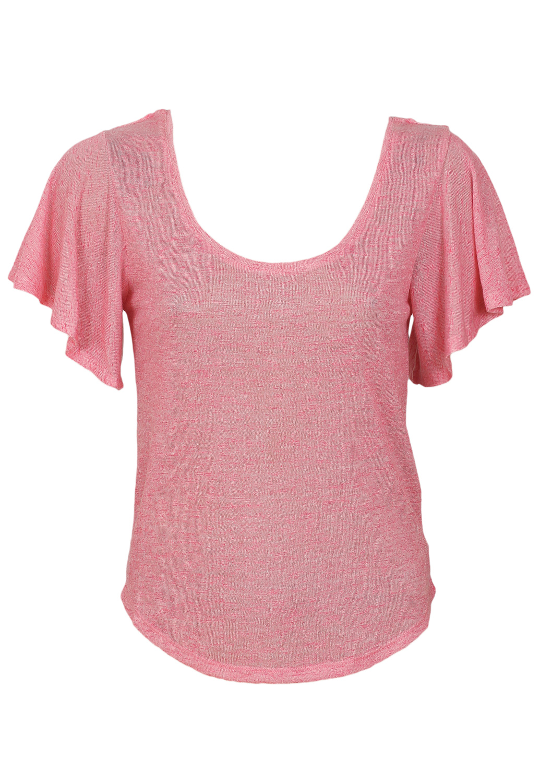 Tricou Bershka Collection Pink