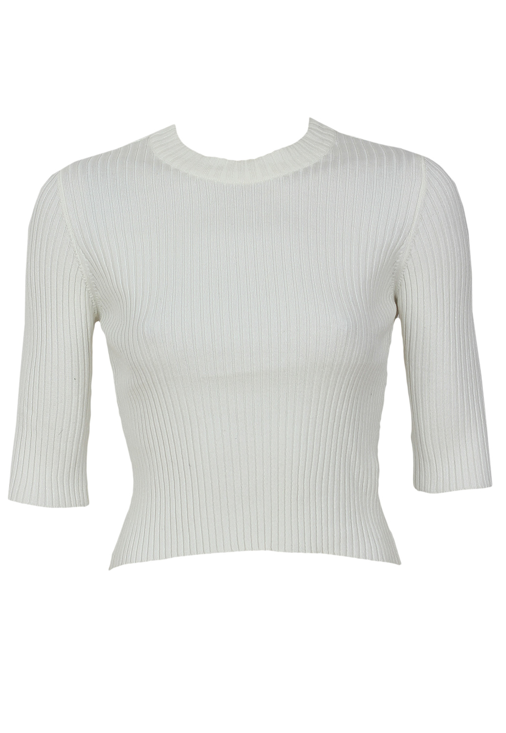 Bluza Pull and Bear Collection White