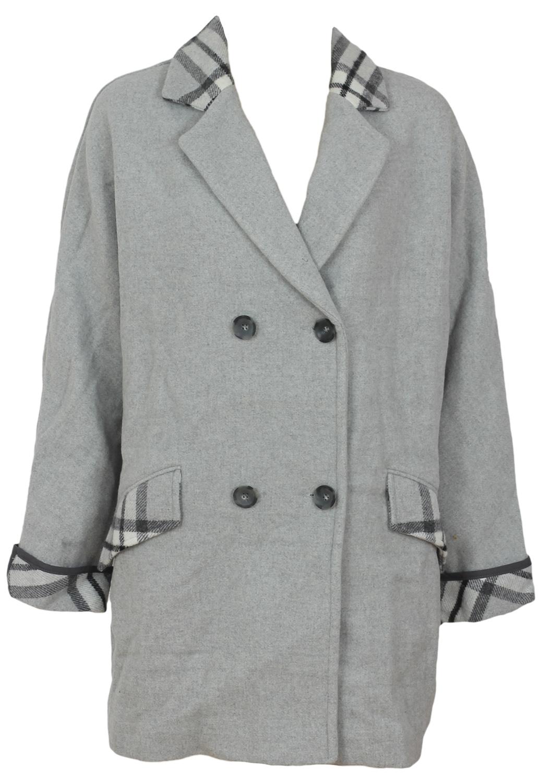 Palton ASOS Ophta Grey