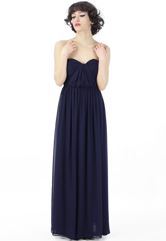 Rochie ASOS Classy Dark Blue