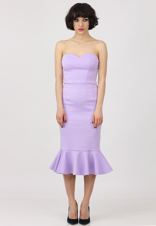 Rochie ASOS Classy Purple