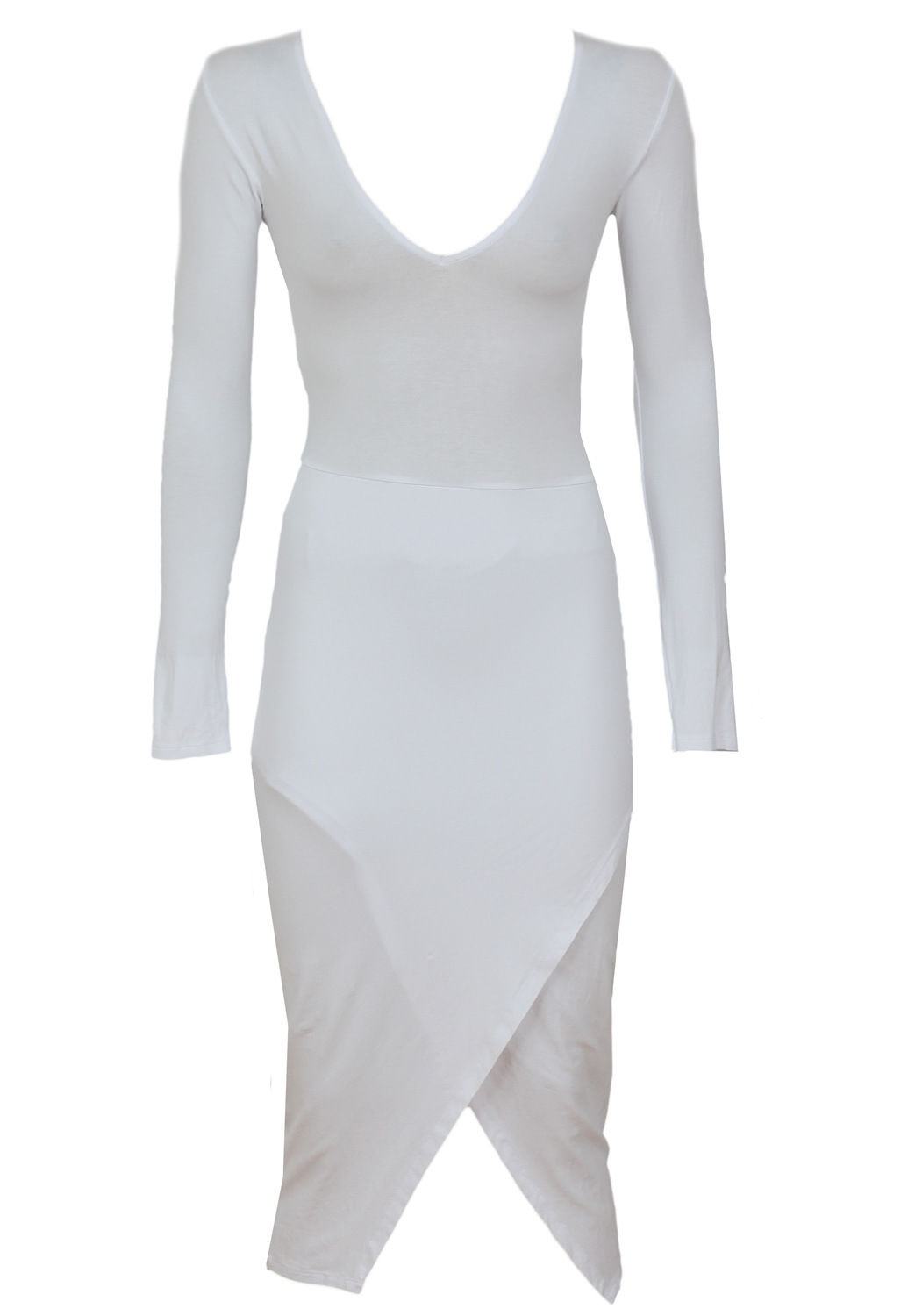 Rochie ASOS Collection White