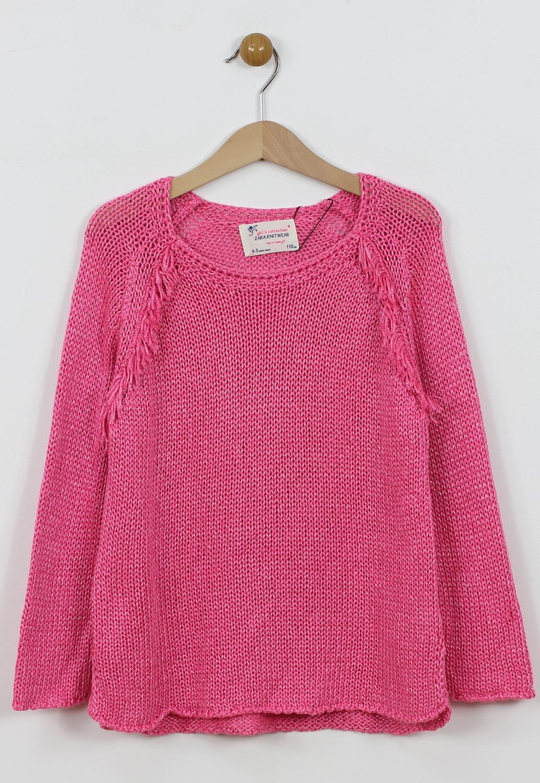Pulover ZARA Whis Pink