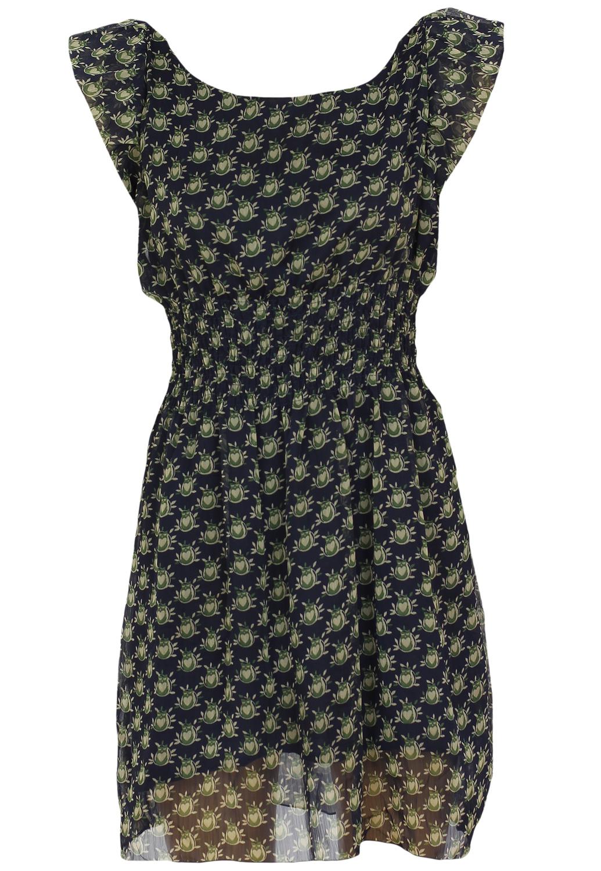 Rochie Mela loves London Collection Dark Blue