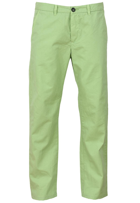 Pantaloni Lefties Pondo Green