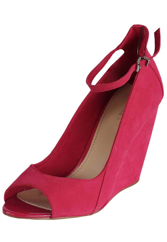 Pantofi Bershka Kalpoe Pink