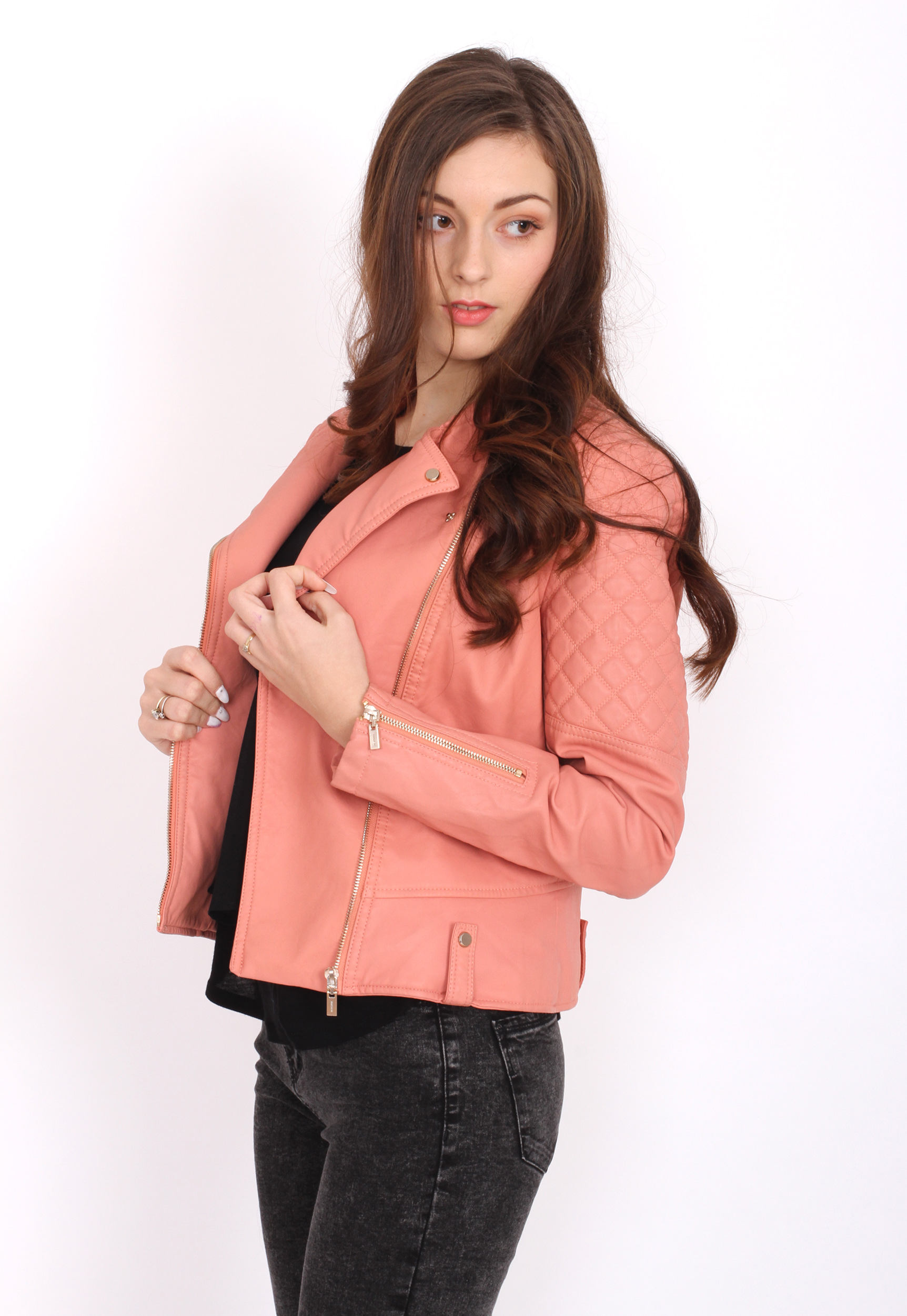 Jacheta Bershka Collection Pink