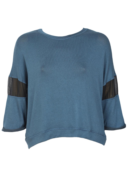 Bluza ZARA Outy Turquoise