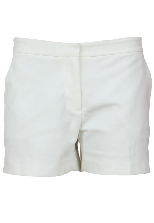 Pantaloni scurti ZARA Ophta White