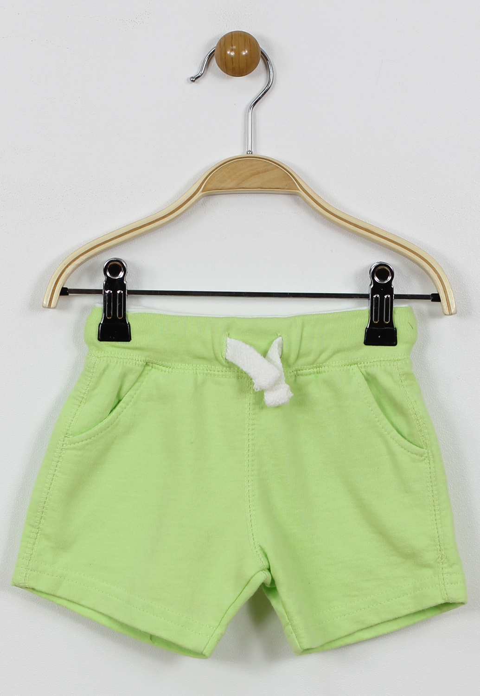 Pantaloni scurti ZARA Basic Green