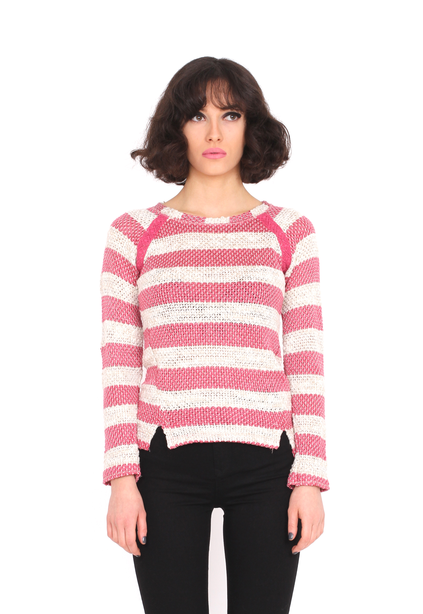 Bluza Bershka Collection Pink