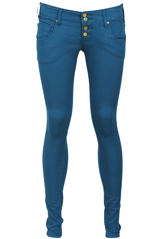 Pantaloni Alcott Ophta Turquoise