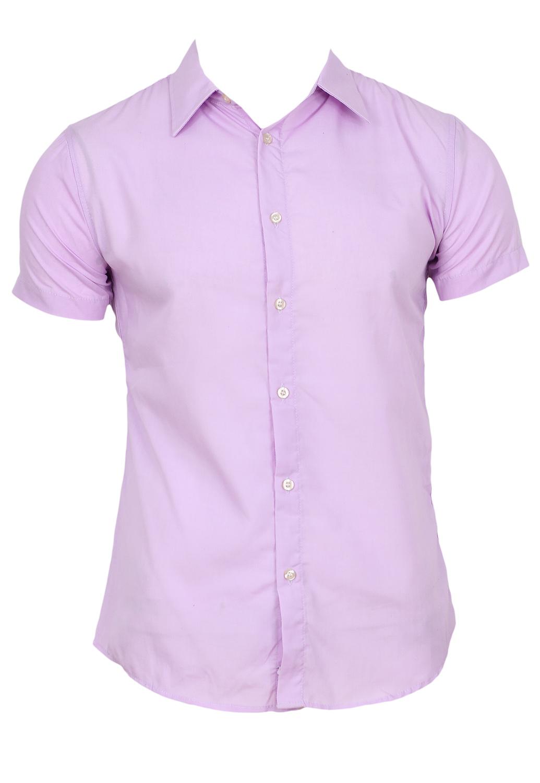 Camasa Alcott Ginger Light Purple