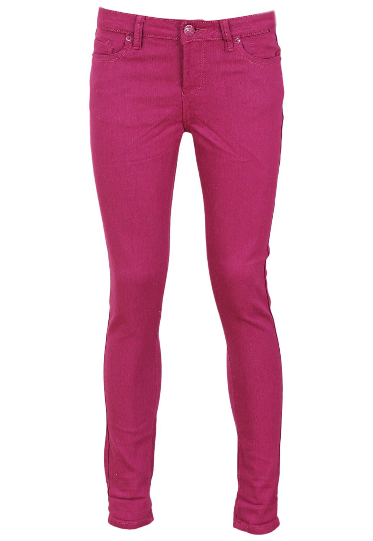 Pantaloni Alcott Ophta Dark Pink