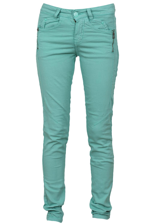 Pantaloni Alcott Ophta Light Green