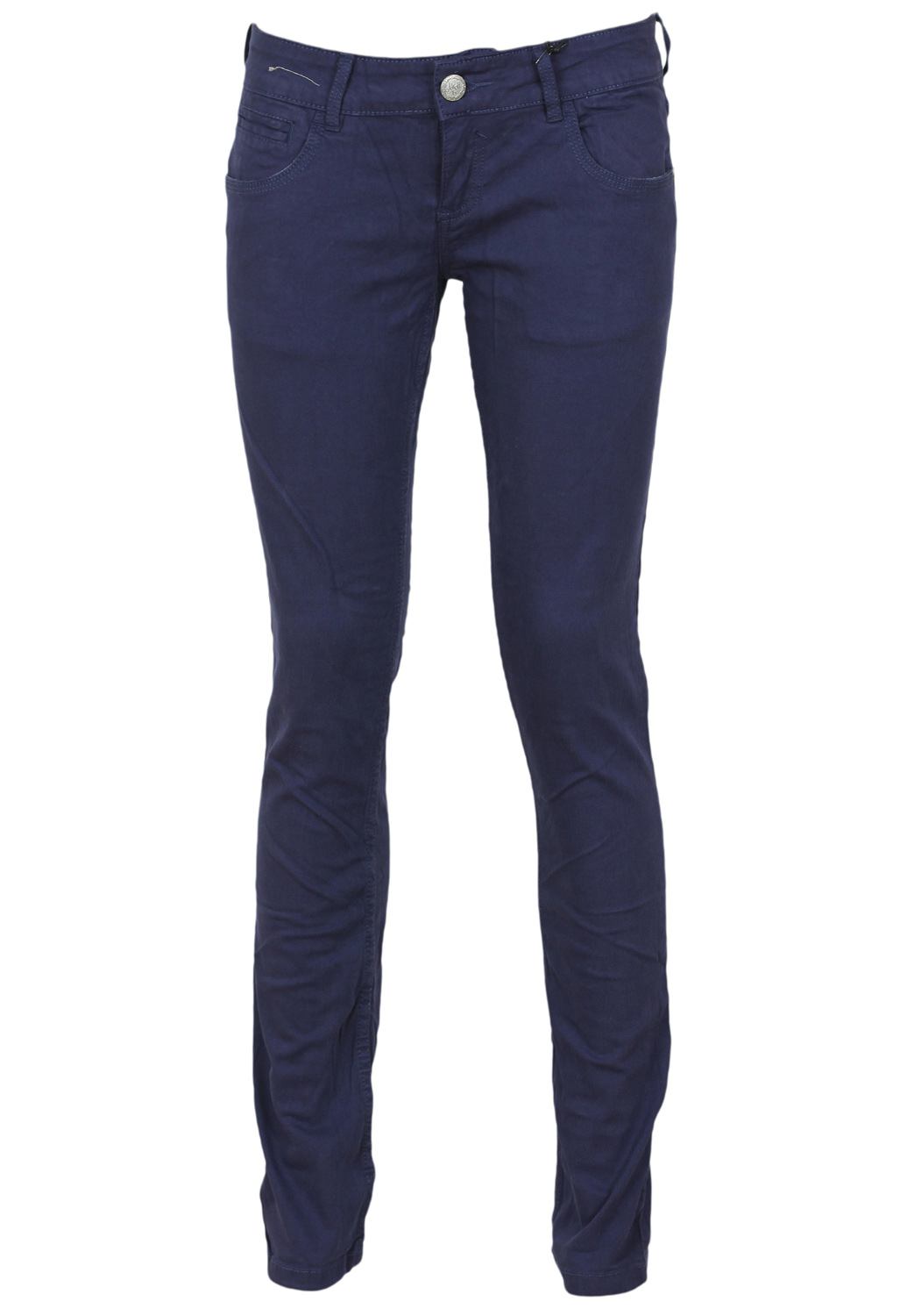 Pantaloni Alcott Collection Dark Blue