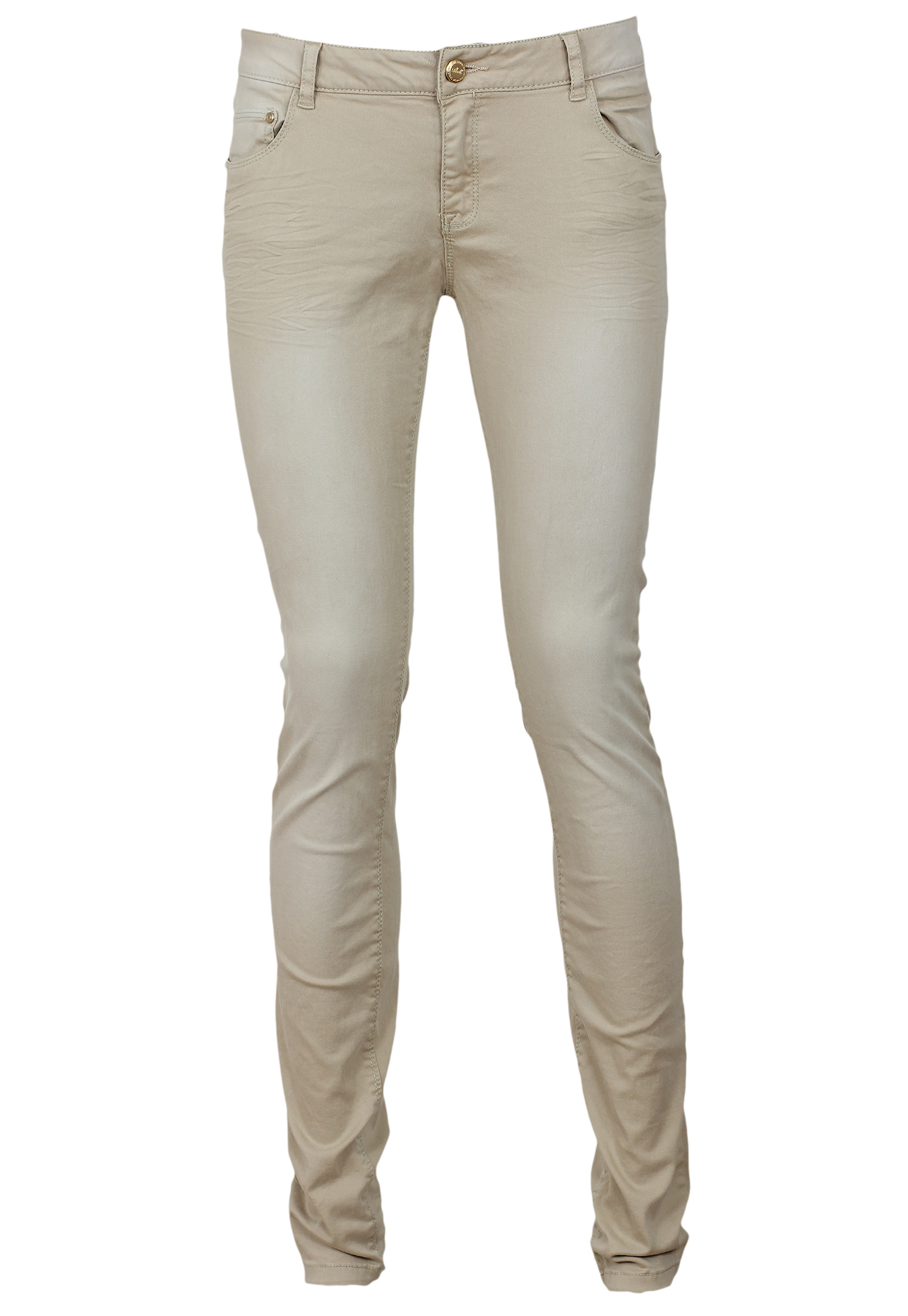 Pantaloni Alcott Collection Beige