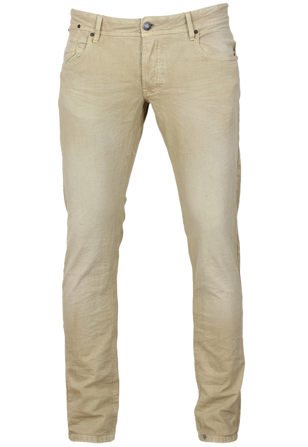 Pantaloni Alcott Collection Light Brown