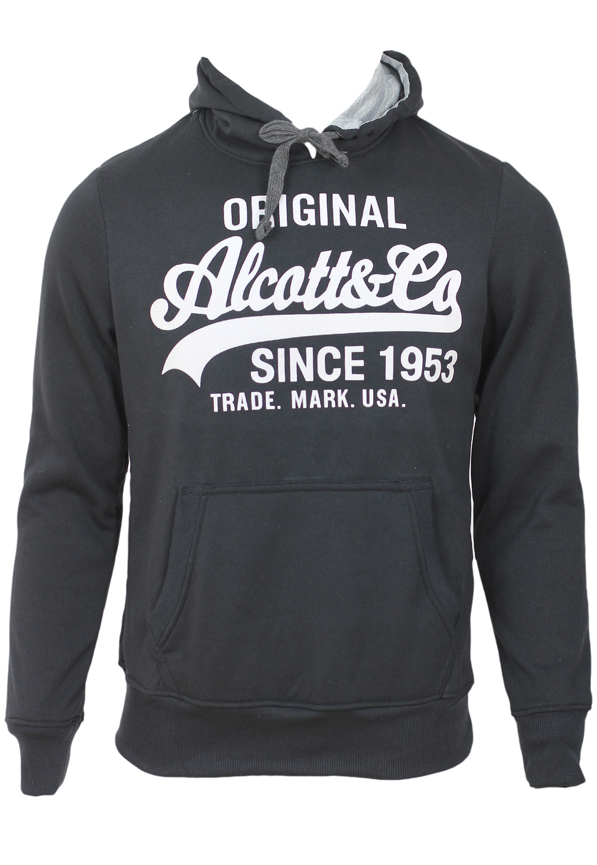 Hanorac Alcott Collection Black