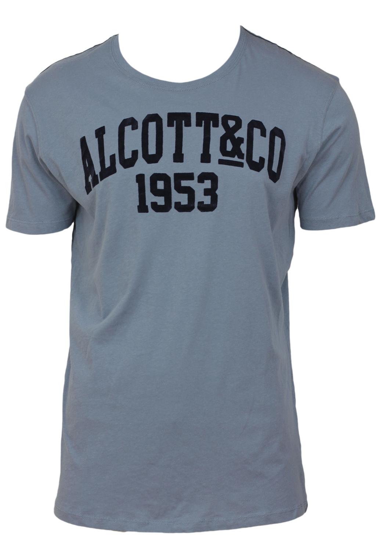 Tricou Alcott Collection Blue