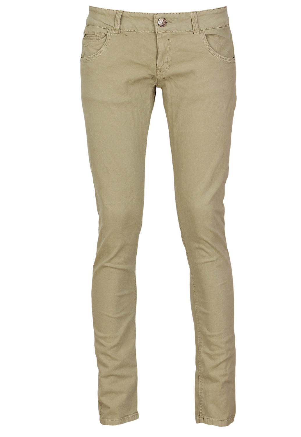 Pantaloni Alcott Simple Beige
