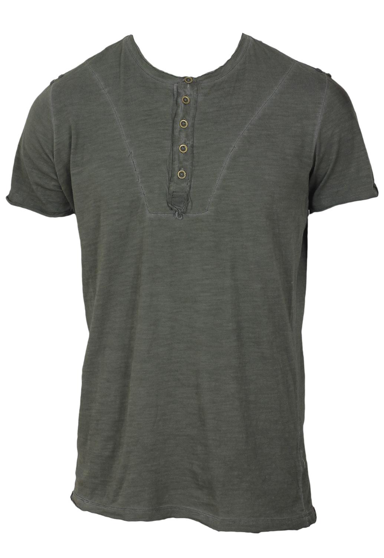 Tricou Alcott Collection Dark Grey