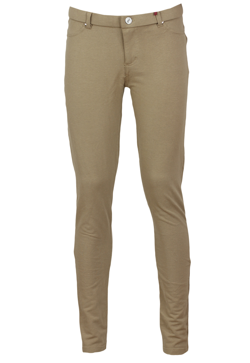 Pantaloni Alcott Basic Brown